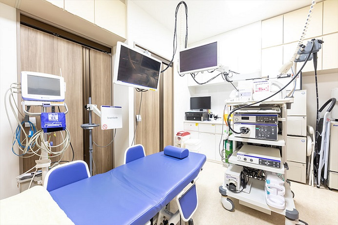 石田消化器IBDクリニック 画像