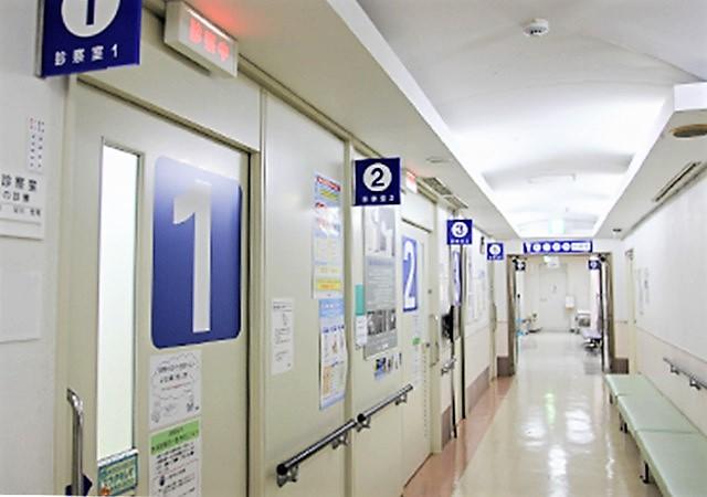 社会医療法人社団 大久保病院 画像