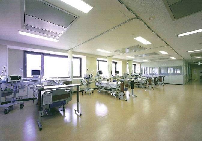 社会医療法人 敬和会 大分岡病院 画像